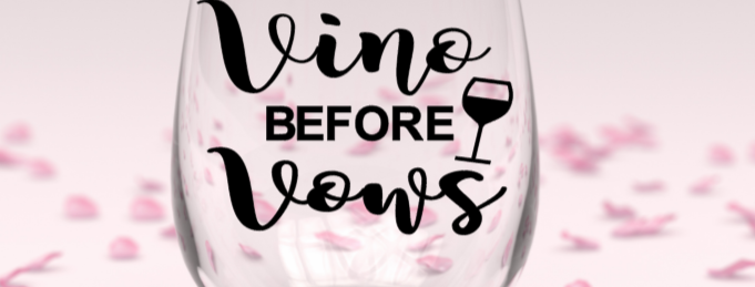 Vino stemless wine glass