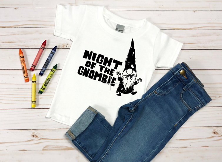 Night of the gnombie