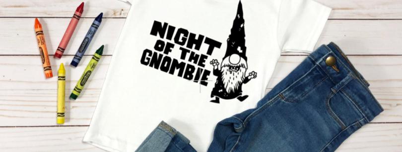 Night of the gnombie