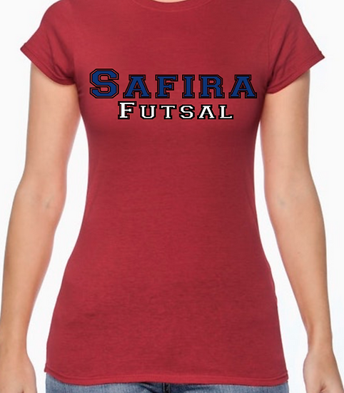 Short Sleeve T-Shirt-Ladies
