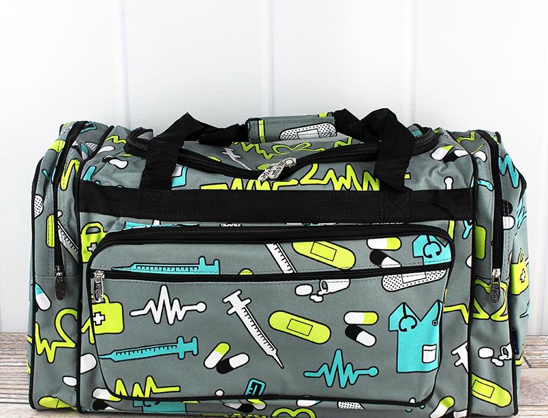 Nurse Life Duffle Bag