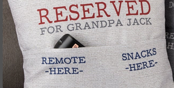 Reserved for papa