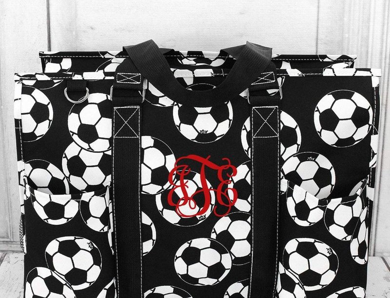 Large Soccer Tote