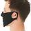 Thumbnail: 100% Cotton Disposable Single Layer Light Cloth Face Cover