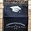 Thumbnail: Black & Gold Graduation Garden Flag