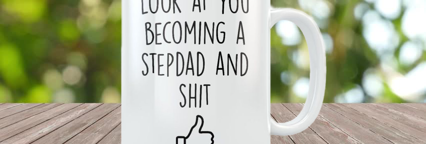 Stepdad Mug-Humor