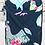 Thumbnail: ROSY ROOSTERS QUILTED WRISTLET