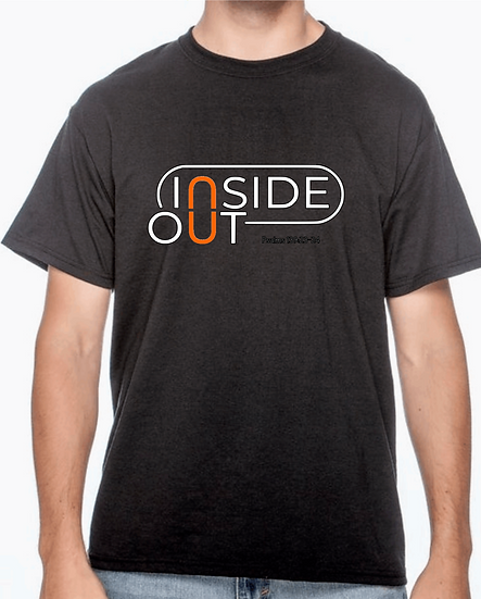 Faculty/Staff: Inside Out T-Shirt