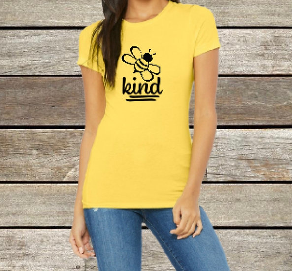 Women's Bee T-shirts Relaxed