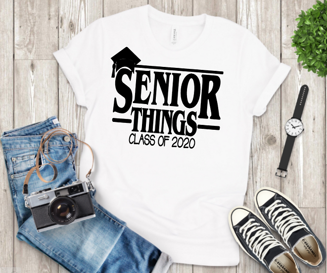 Senior Things Shirt