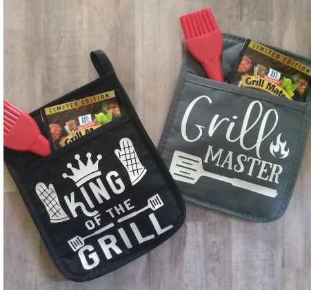 Pack of 4 pot holders