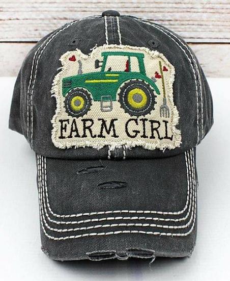 Farm Girl Hat