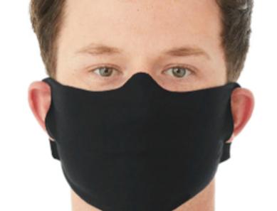 100% Cotton Disposable Single Layer Light Cloth Face Cover