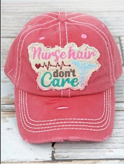 Nurse hair Hat