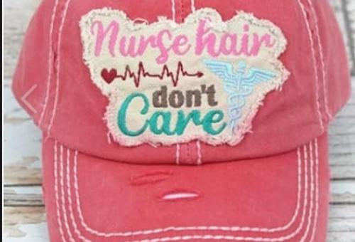 Nurse hair Hat