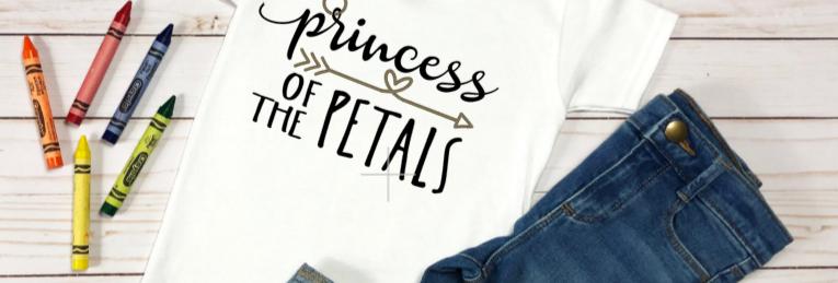 Princess of the petals