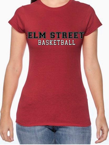 Short Sleeve T-Shirt-Ladies