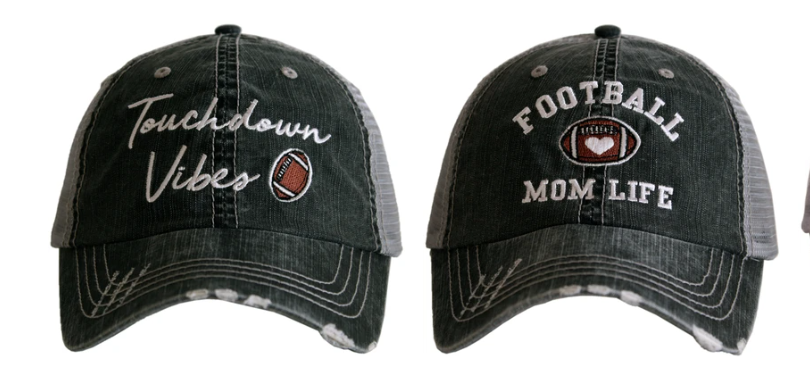 Football  trucker hat
