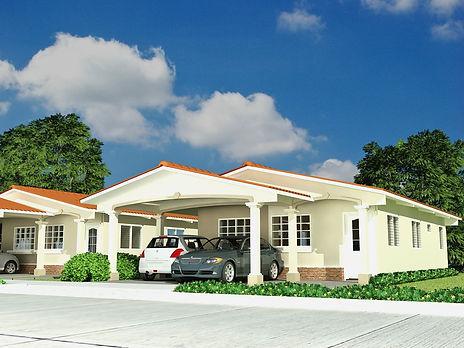 Casas Villa de Oro Panamá