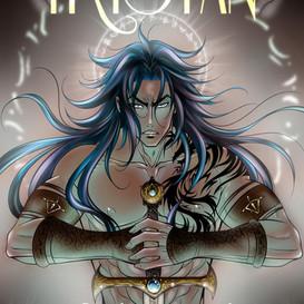 Tristan Cover Art by M.A.Sambre