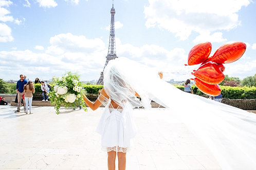 BOUQUET DE LA MARIÉE // Le bouquet de vos rêves sur-mesure
