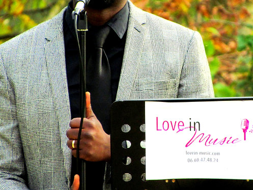 LOVE IN MUSIC // Trio Gospel pour mettre en scène votre cérémonie