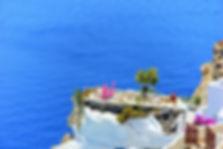 mariage bord de mer Grèce