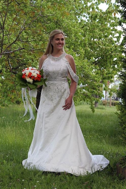 ROBE DE MARIÉ // Une robe éthique et chic c'est possible !