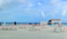 mariage plage Bahamas