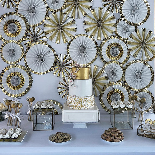 WEDDING CAKE // COOK'ILE - Rêve et douceur sur-mesure