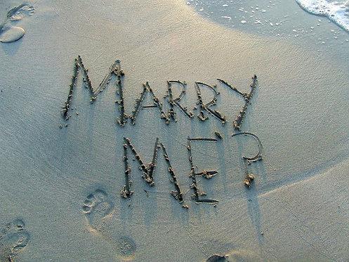 DEMANDE EN MARIAGE // Mise en scène et filmée par des professionnels