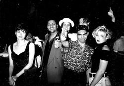 Club Berlin w Ash/Romance Academy