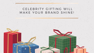 Glad U Came unveils the Festive Box An Amazing Celebrity Gifting Service!