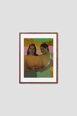 Gauguin, Les Tahitiennes