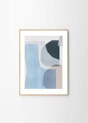 Collages, Les dunes 1