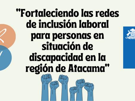 IRV adjudica importante proyecto de inclusión laboral en la zona norte de Chile