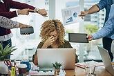 Overwhelmed laptop