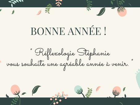 """"""" BONNE ANNÉE ! """""""