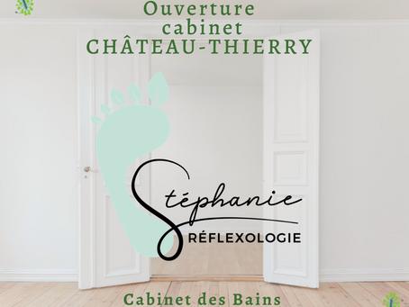 --> Ouverture Cabinet Château-Thierry <--