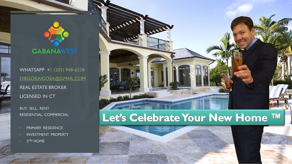 Cabana West Real Estate Broker Buy Sell