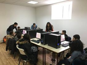 Vocational School at Debi Arach