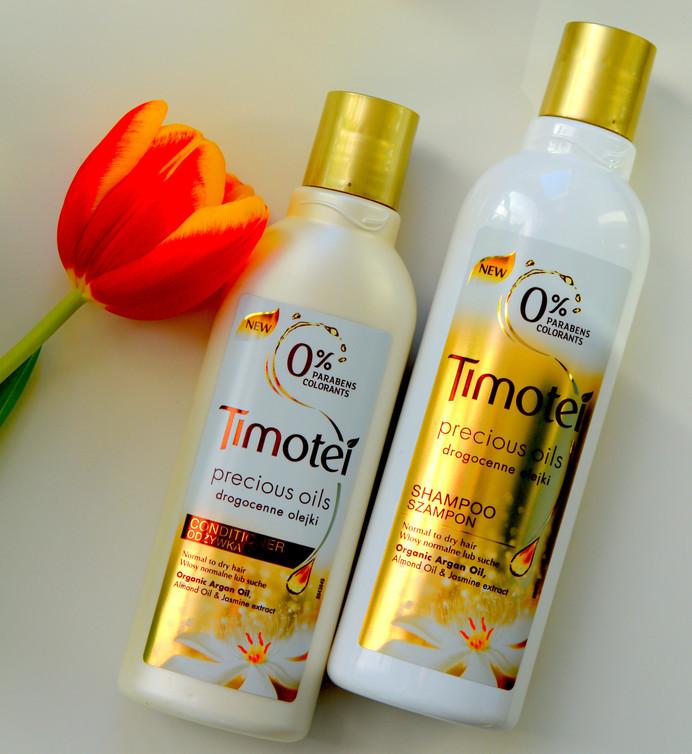 TIMOTEI Precious Oils naujienos su aliejais