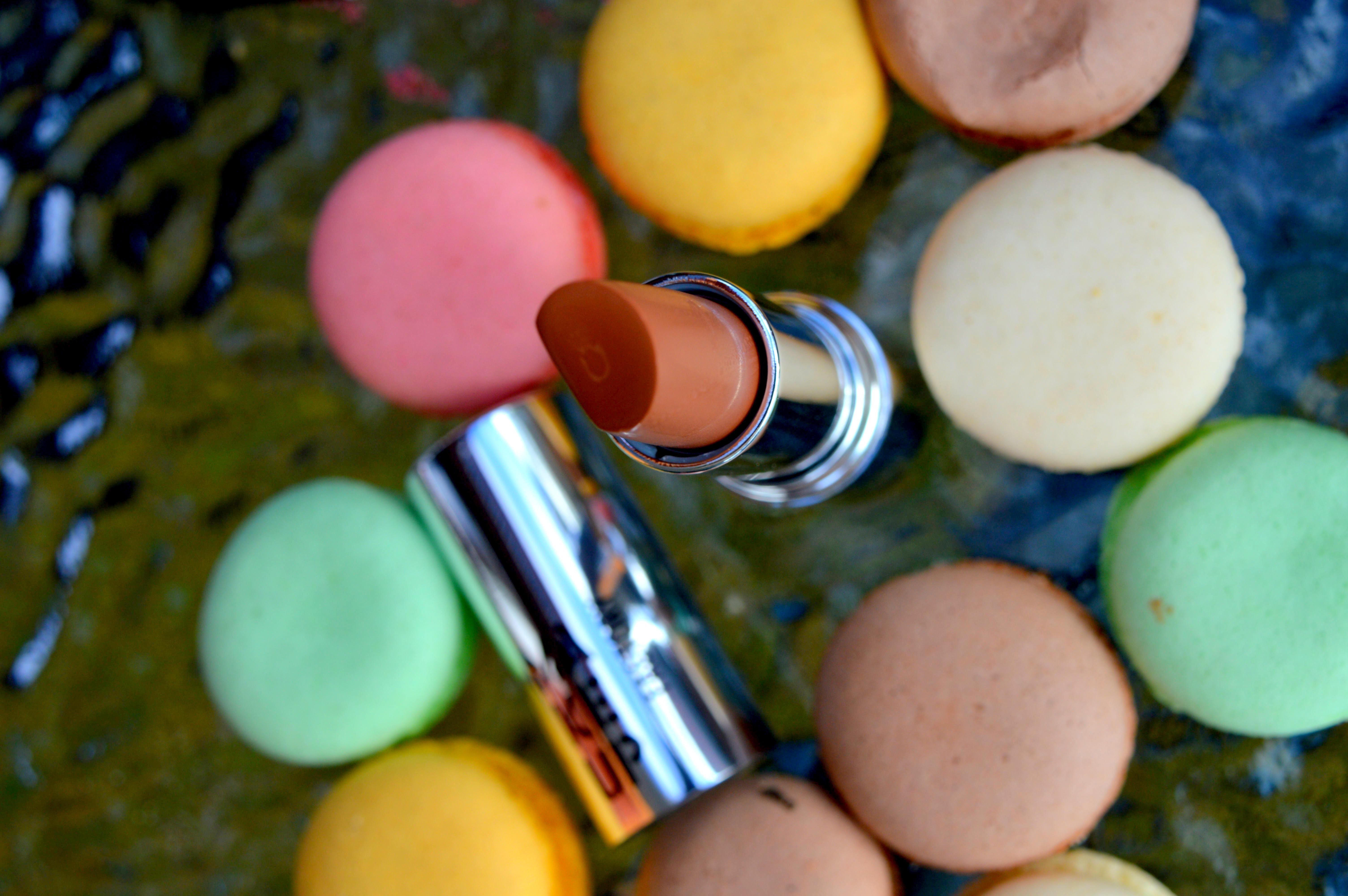 Make Up Factory Brown Lipstick