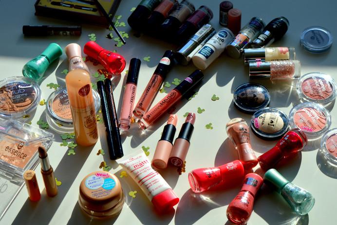 Kaip sutaupyti perkant kosmetiką