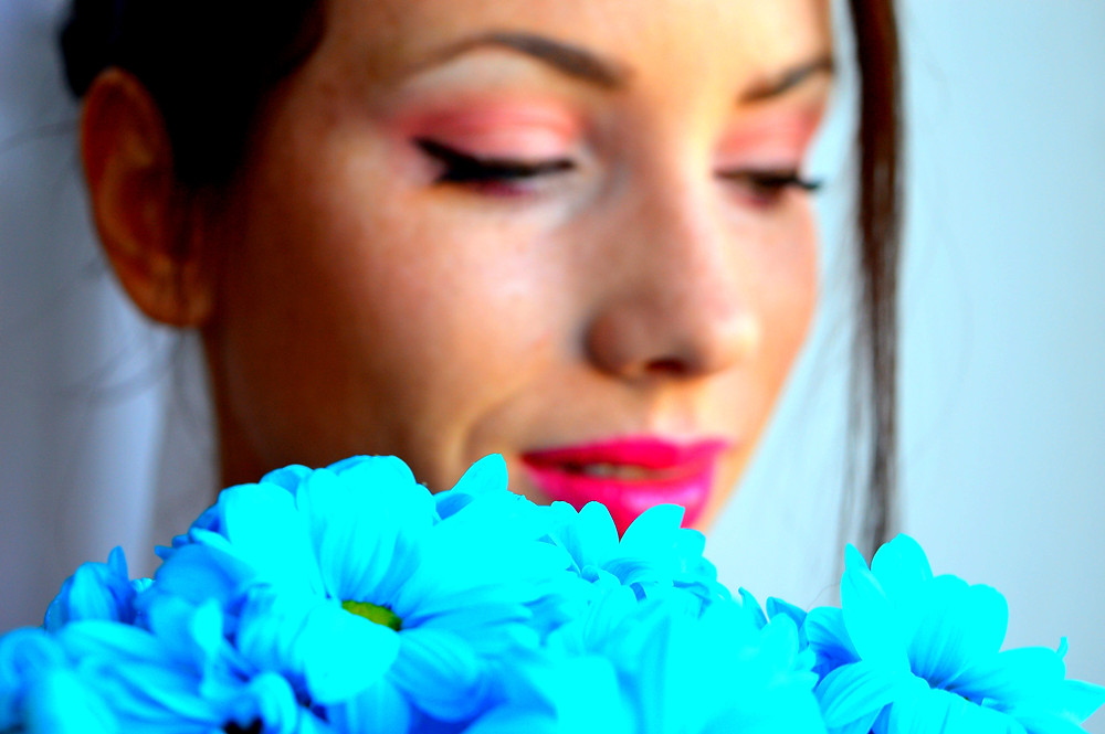 blogger makeup