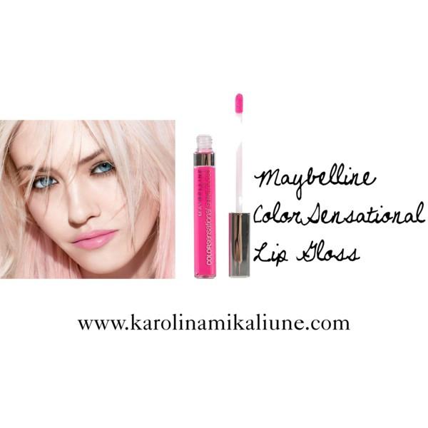 Maybelline Color Sensational Shine Gloss