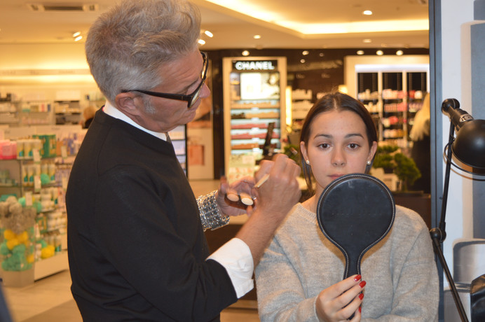Bobbi Brown dieninis makiažas|Bobbi Brown Day Make-Up