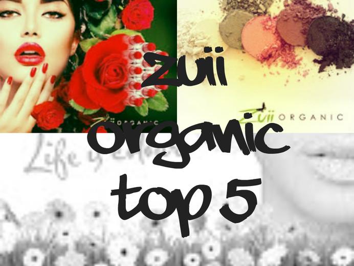 Zuii TOP 5