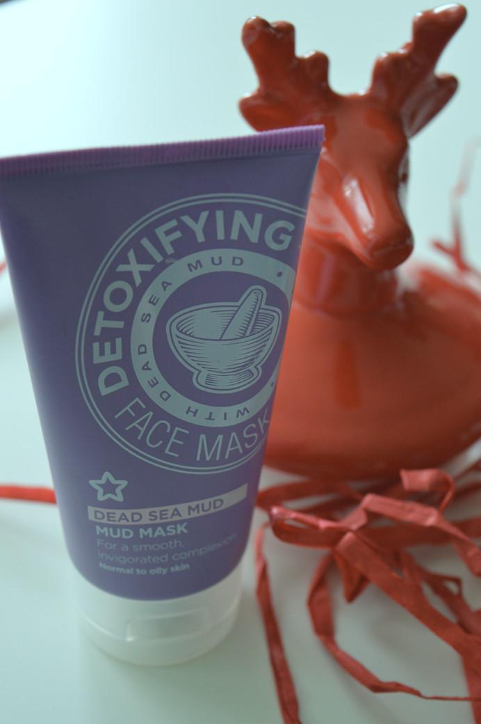 Superdrug Detoxifying Dead Sea Mud Mask