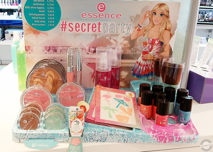 Essence Secret Party